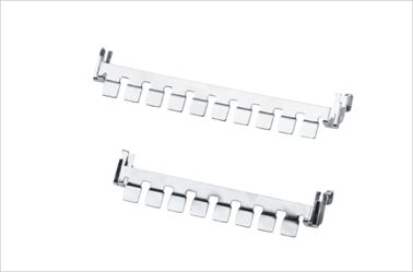 China Stainless Steel Earthing Bar for 10 Pair Krone LSA 2/10 Module   YH-59093042-00 supplier