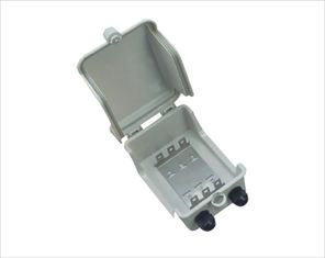 China Waterproof 30 Pair Network Cable Distribution Box Instrument Enclosures IP54 YH3005 supplier