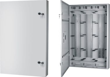 Instrument Enclosures Metal Distribution Box Rack Cabinet with Frame 102 Way YH3016