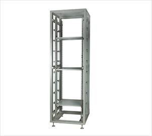 China Telecom Network Frame / Network Server Cabinet Open Rack With Adjusted Fixing Panel YH2009 distributor