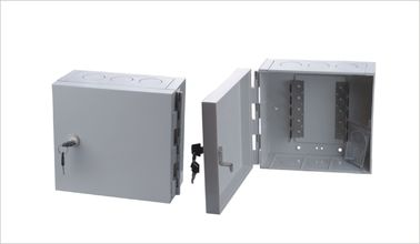 China Lockable 50 Pair ABS DP Box Network Distribution Box Durable and Safety YH3003 distributor